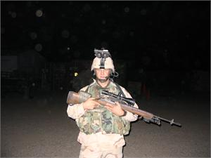 Man in Iraq